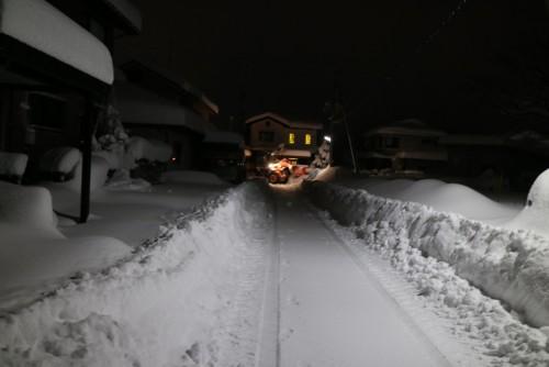 2018.2.6石川県大雪