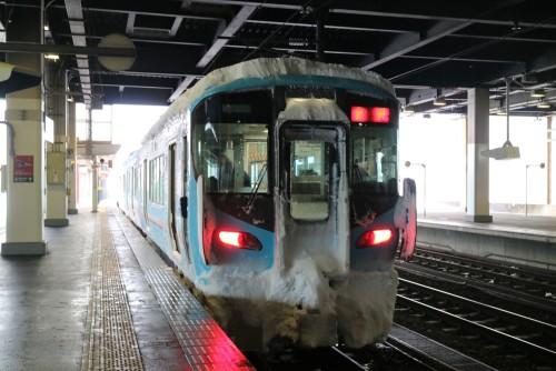 IRいしかわ鉄道列車