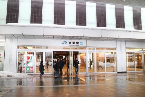 2018.2.7金沢駅