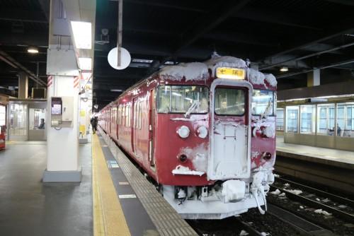 JR七尾線車両