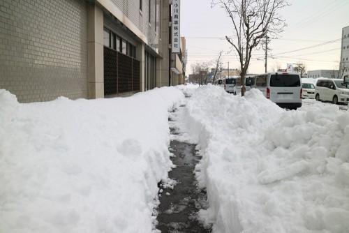 2018年金沢大雪
