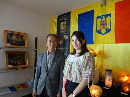 ルーマニア親善大使