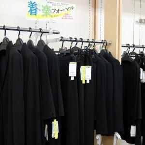 年を追うごとに人気の高い「着・楽フォーマル」