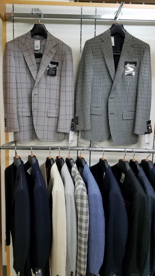 紳士服スーツ