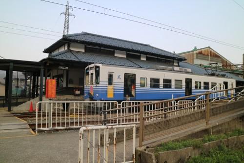 えちぜん鉄道勝山駅