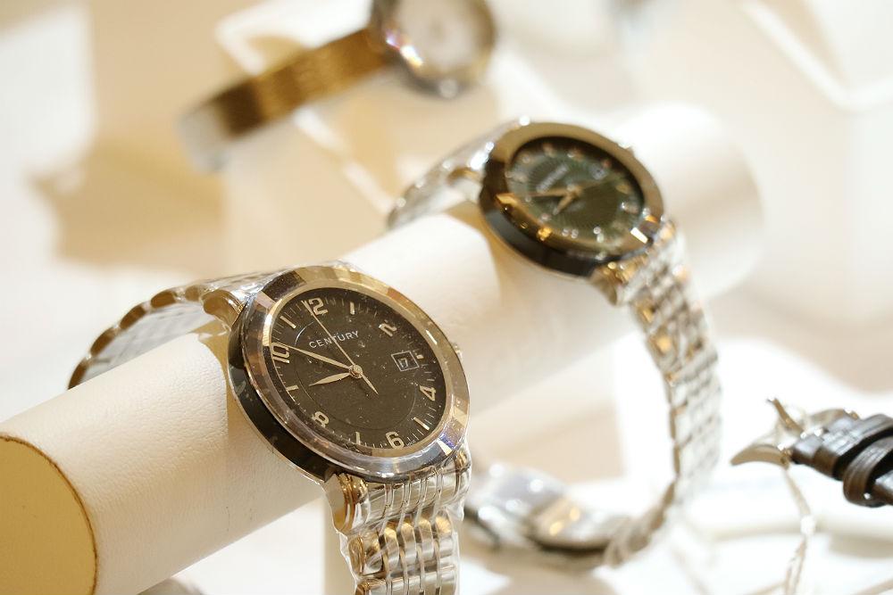 時計、センチュリー