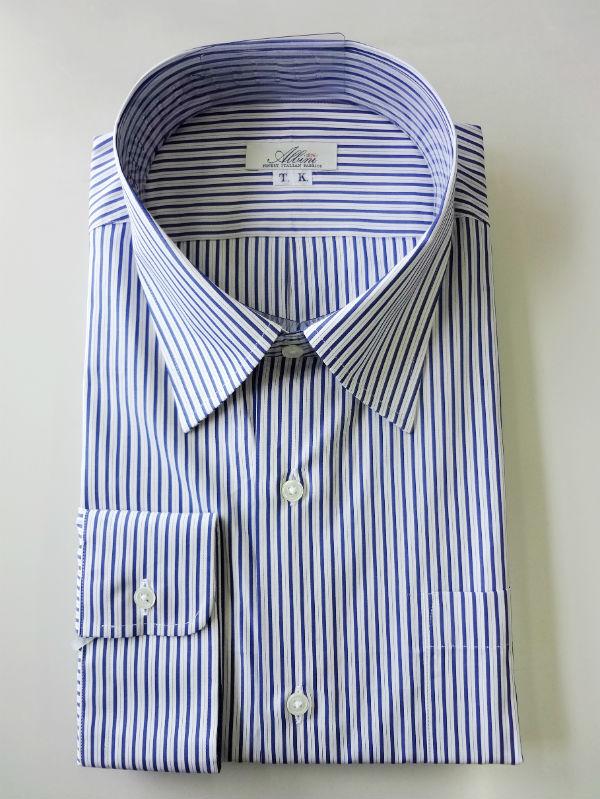 アルビニ社、オーダーシャツ