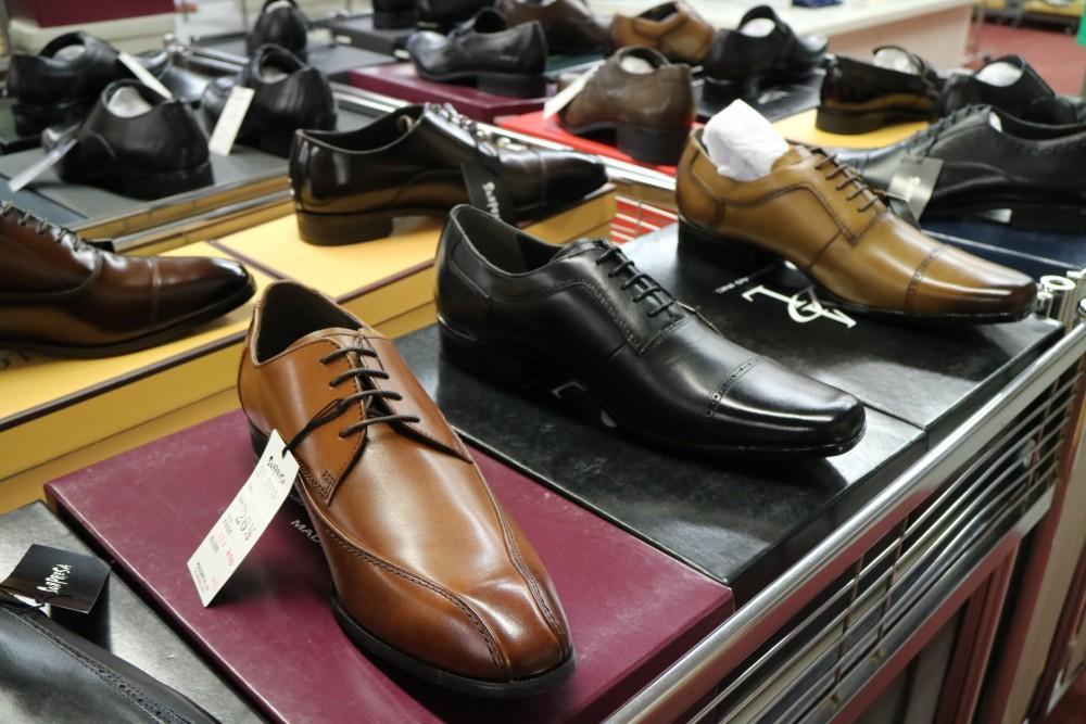 紳士靴、マドラス