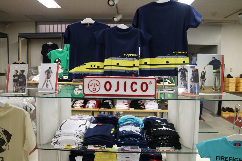 オジコ、Tシャツ